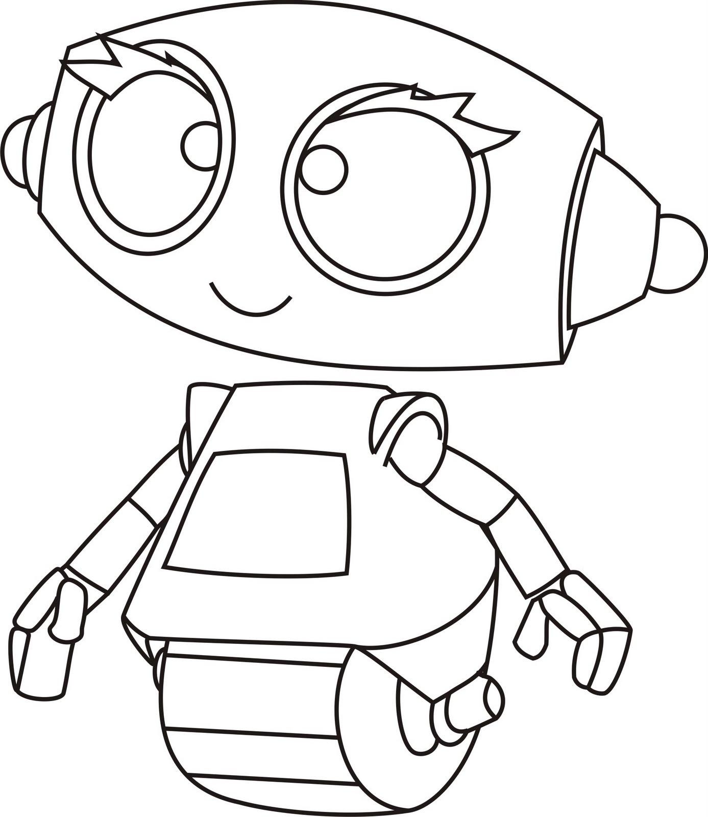 Rob O Robo Desenhos Do Rob O Robo Para Colorir