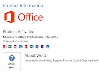 Update Cara Aktivasi Office 2013