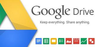 Cara Upload dan Berbagi Gambar di Google Drive