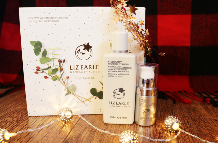 Liz Earle Bright Eyes Gift Set