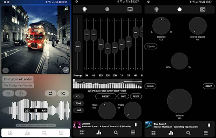 Poweramp Music Player apk Mod Premium Terbaru