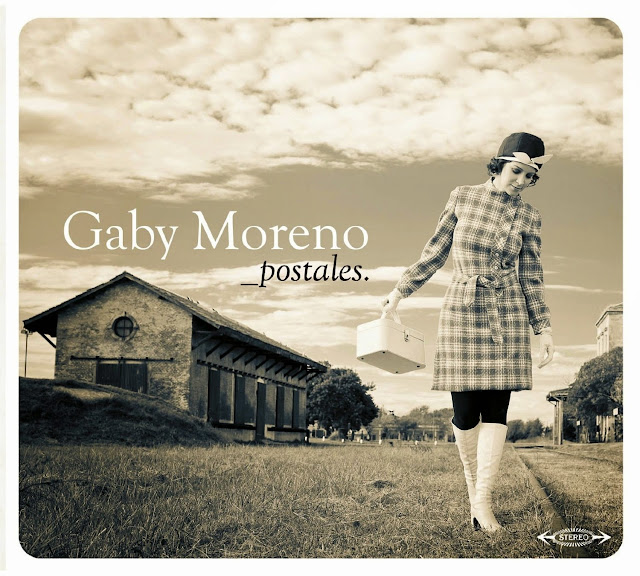 MusicTelevision.Com presents music videos from Gaby Moreno's album titled Postales