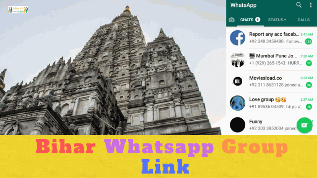 87+ Best Bihar Whatsapp Group Link List For Bihari