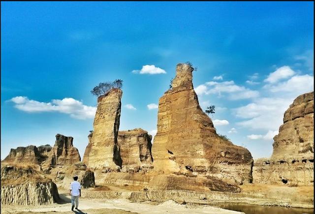 15 Objek Wisata di Semarang Terbaru yang Lagi Hits 2018 Brown Canyon