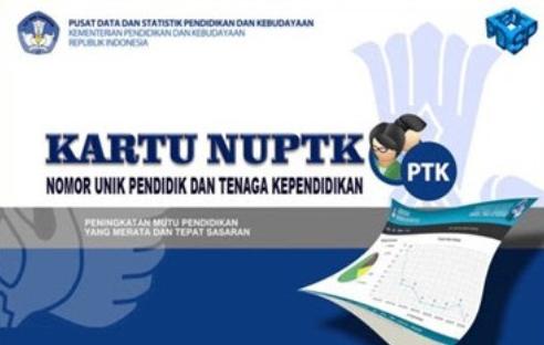 Download Cara Mendapatkan NUPTK baru 2017/2018