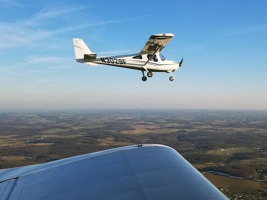 Kathryn's Report: Cessna 162, N3029F: Incident occurred