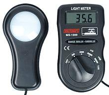 Fotometer / Photometer