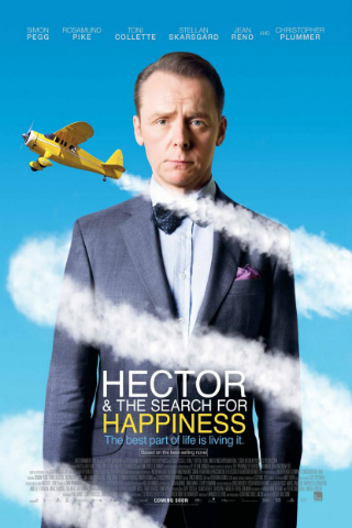 Hector and the Search for Happiness [2014] [DVDR] [NTSC] [Latino]
