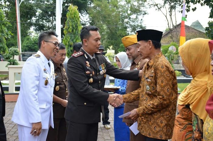 Acara Puncak Peringati HUT Kabupaten Lampung Timur
