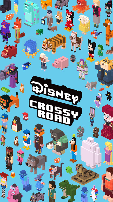 Madhouse Family Reviews: Disney Crossy Road toys review