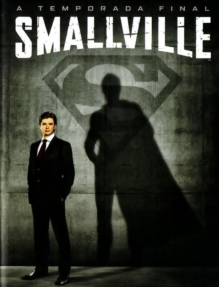 Smallville 10ª Temporada Torrent - Blu-ray Rip 720p Dublado (2010)