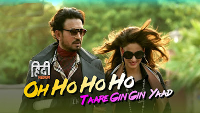 Oh ho ho ho Lyrics - Sukhbir, Saba Qamar | Hindi Medium