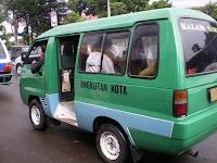 Trayek jurusan dan rute angkot Bandung melewati banyak nama jalan, angkot bandung, angkutan kota, trayek angkot, jurusan angkot, naik angkot jurusan, naik angkot