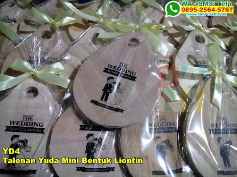 Jual Talenan Yuda Mini Bentuk Liontin