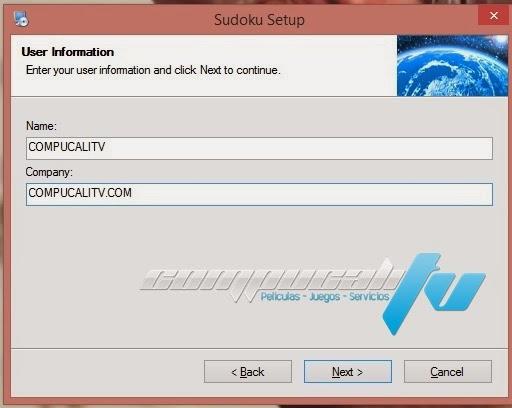 Sudoku Versión 1.3.3 PC Full