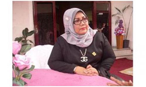 lly Thrisyanti :5 Anngota DPRD Sudah Surat Menagjukan gunduran Diri