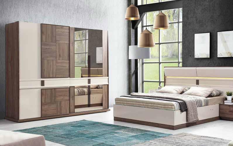 Latest 50 modern bedroom cupboards designs - wooden ...
