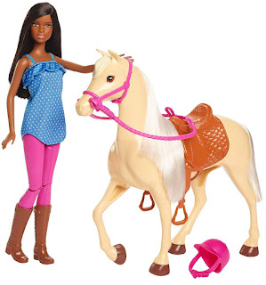 Набор Barbie and Horse