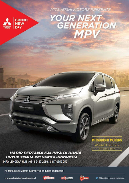 kredit dp kecil new xpander 2018, kredit dp minim xpander 2018