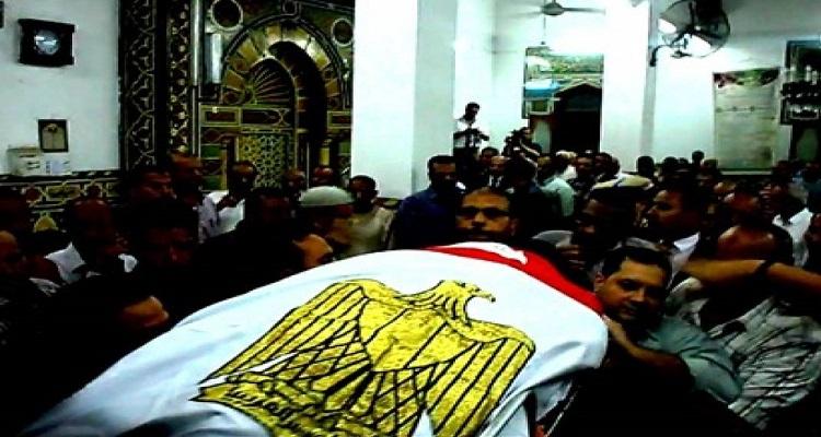 مصر | إعلان الحداد بشمال سيناء وإلغاء كل الفعاليات تضامنا مع الضحايا