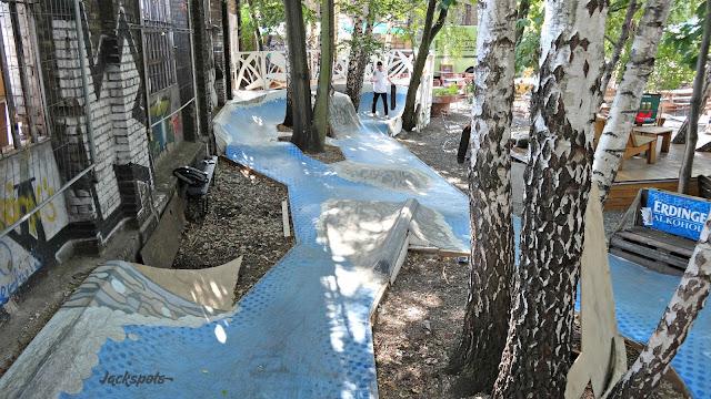 skatepark DIY Berlin