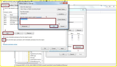 disable mematikan safe mode windows 7