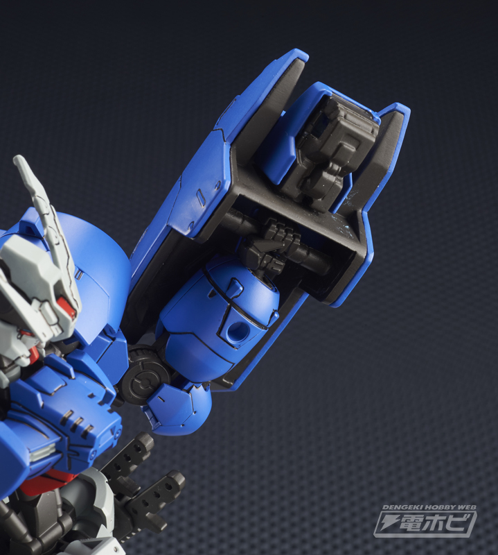 HG 1/144 ASW-G-29 Gundam Astaroth Rinascimento