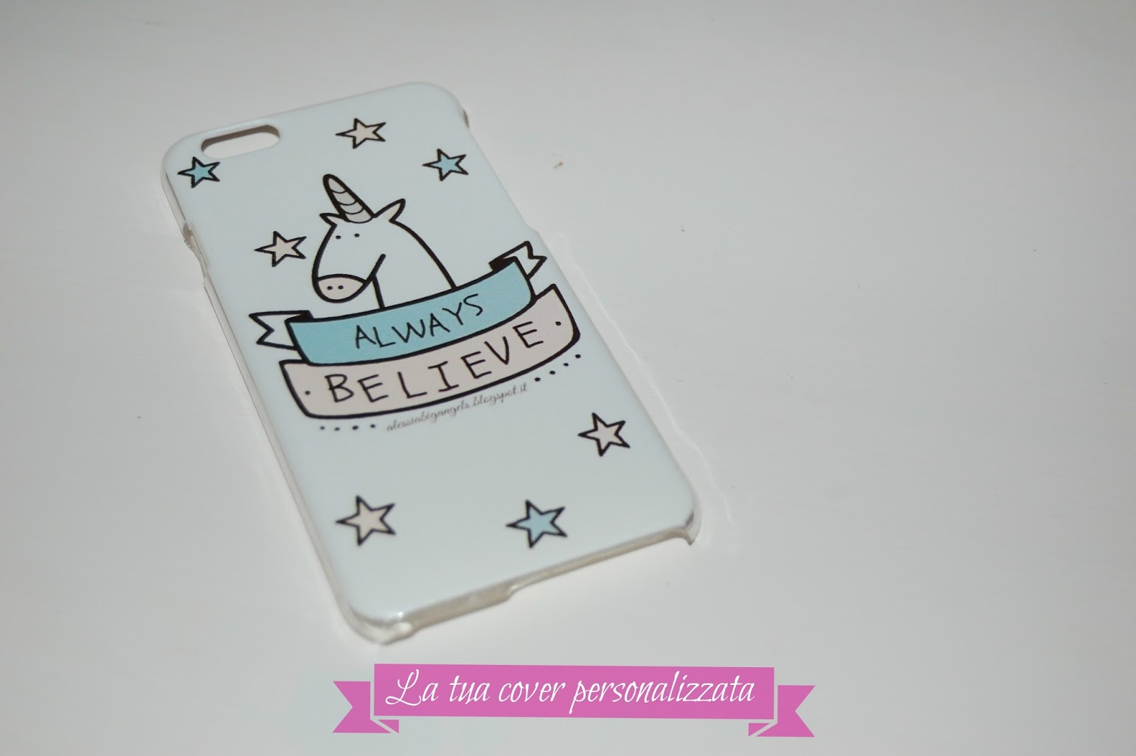 le mie cover per iphone 4