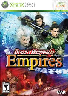 Dynasty Warriors 6 Empires (X-BOX360) 2009
