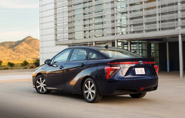 2016 Toyota Mirai Owners Manual Pdf