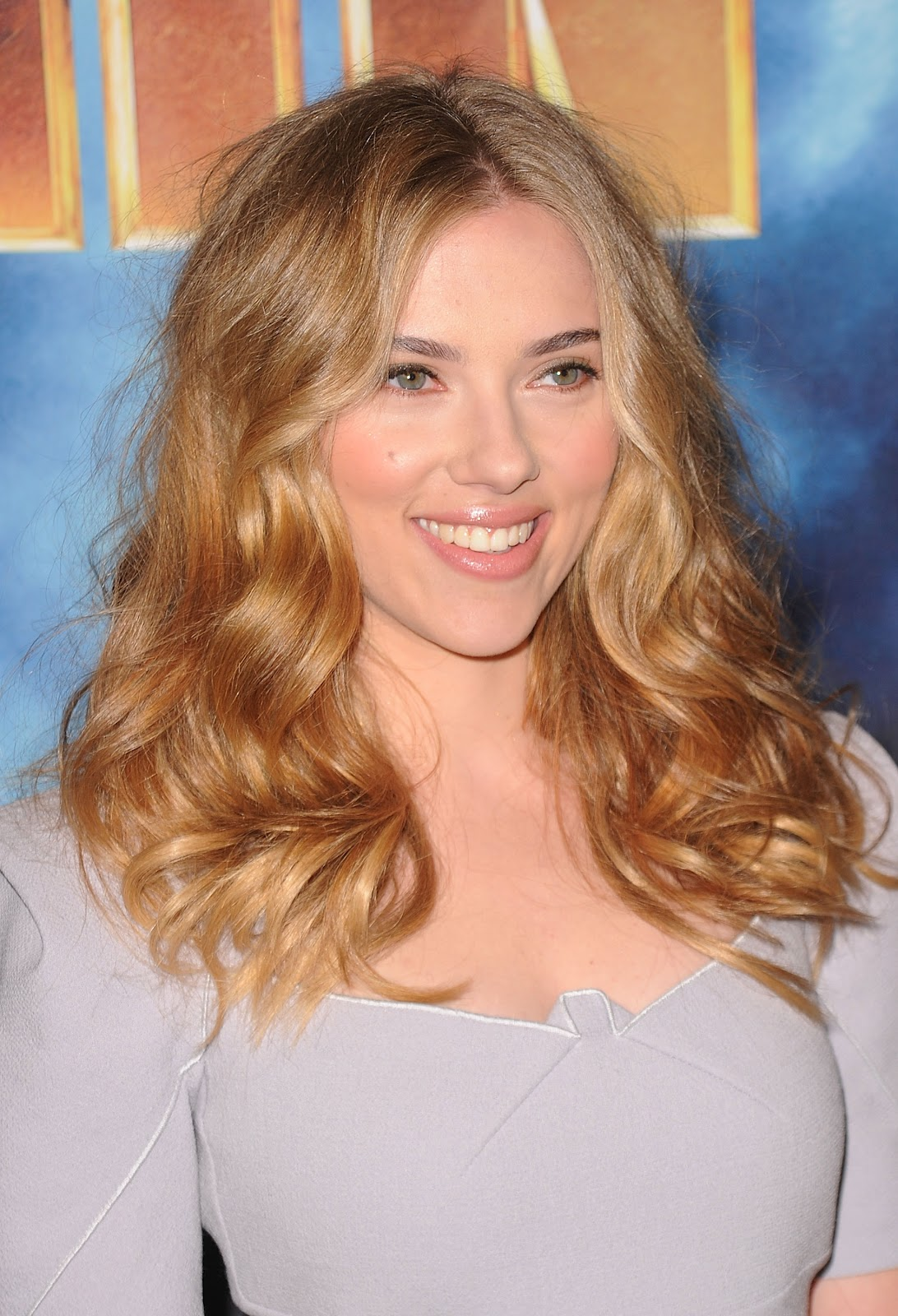 What Color Is Scarlett Johansson Natural Hair