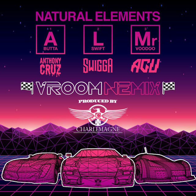 Natural Elements 'VROOM' NEMix