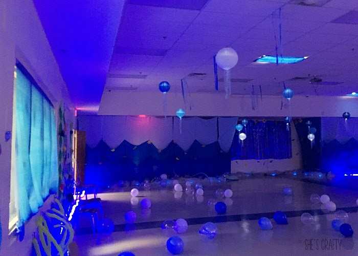 Under the Sea high school dance