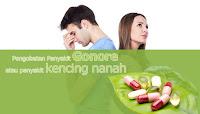 Obat Alami Kencing Keluar Nanah dari Kelamin Pria dan Wanita