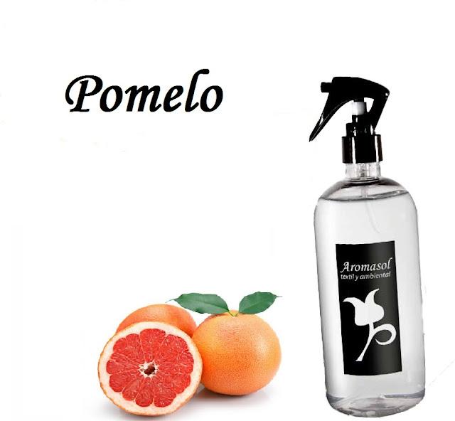 Perfume para la ropa Pomelo