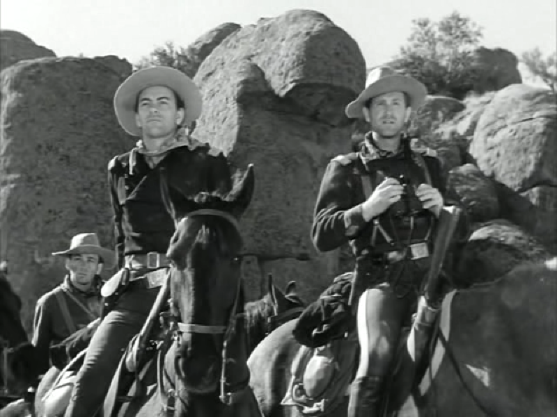 Big Valley Ford >> Jeff Arnold's West: Little Big Horn (Lippert Productions, 1951)