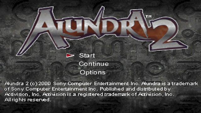Alundra 2: A New Legend Begins - Captura 1