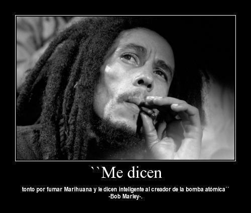 Para Seguir Creciendo Frases Con Imágenes De Bob Marley