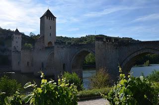Cahors. El Pont Valentré