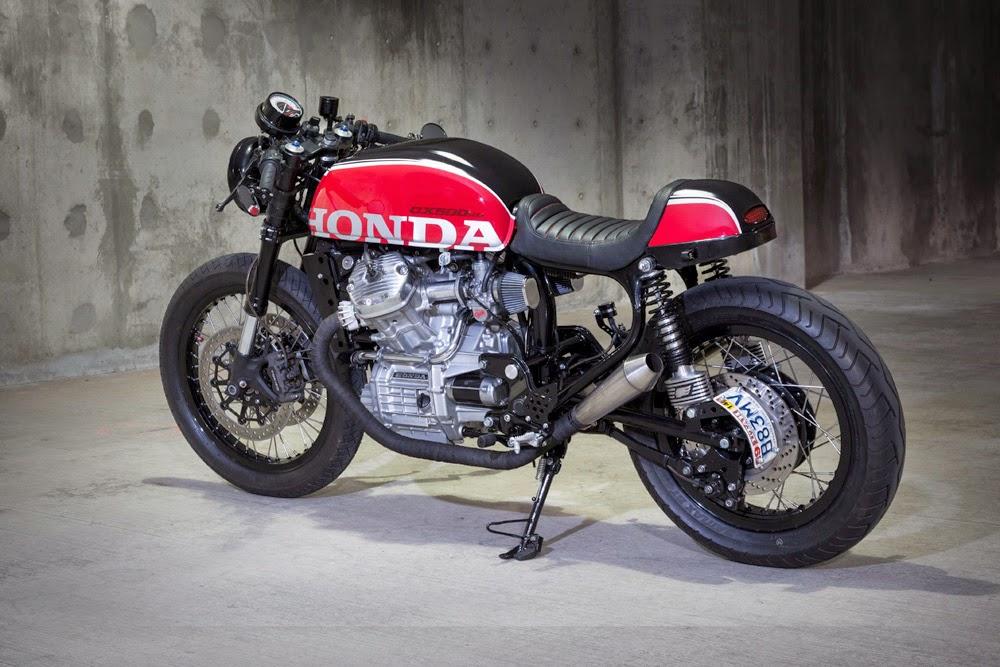 honda cx500 rr cafe racer ~ return of the cafe racers