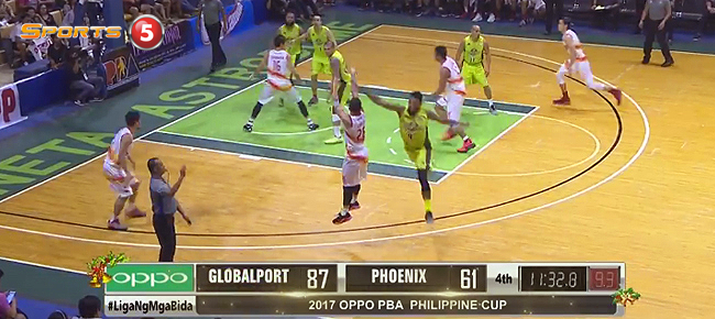 HIGHLIGHTS: Phoenix EPIC Comeback Win from 26 Down in 4Q vs GlobalPort (VIDEO)