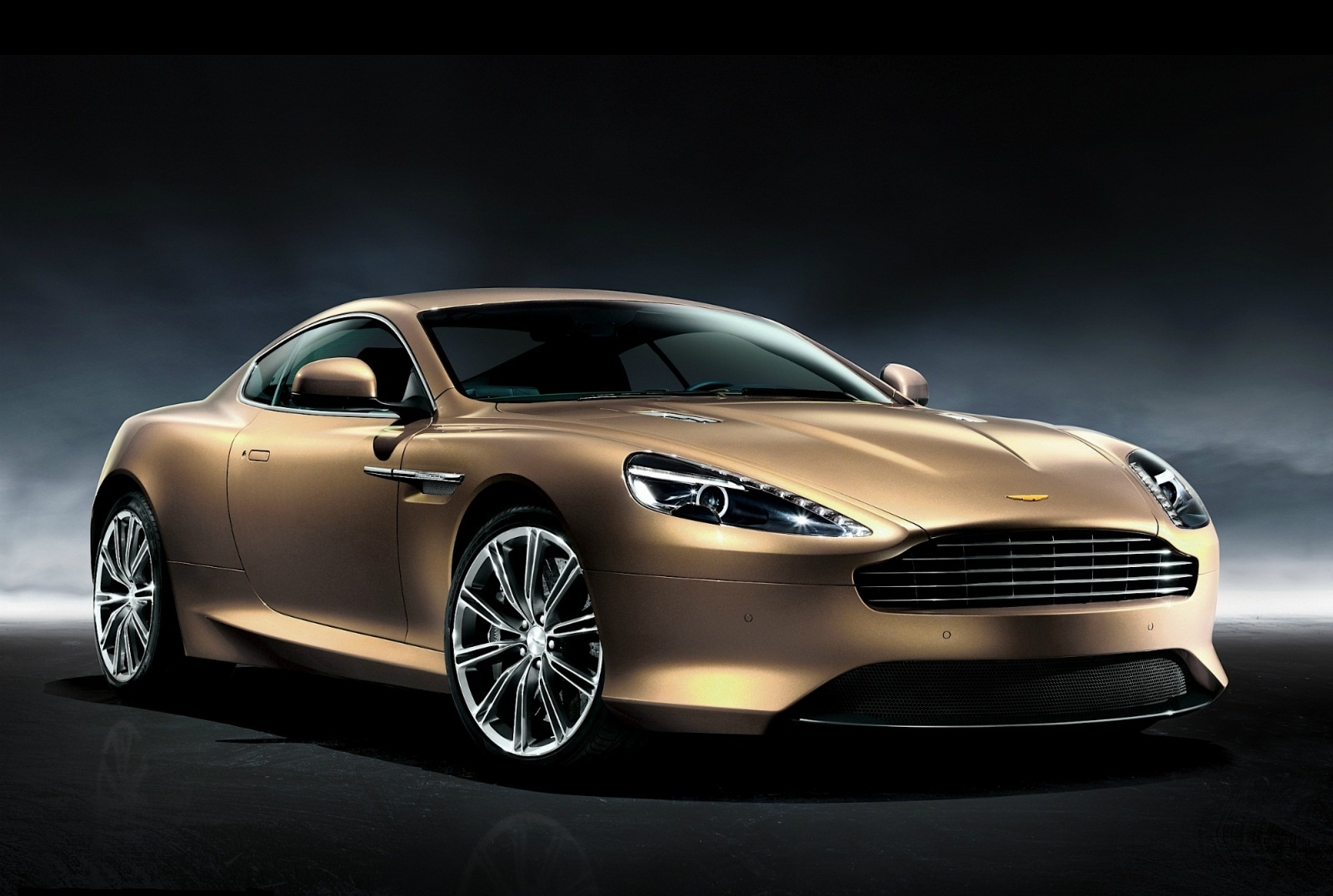 Sport Car Garage Aston Martin Virage Dragon 88 Limited