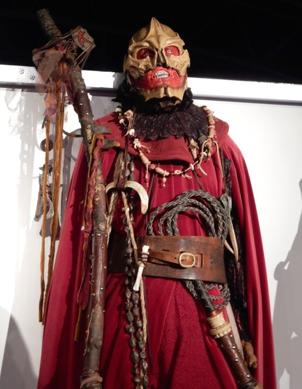 Sycorax Leader Doctor Who Christmas Invasion