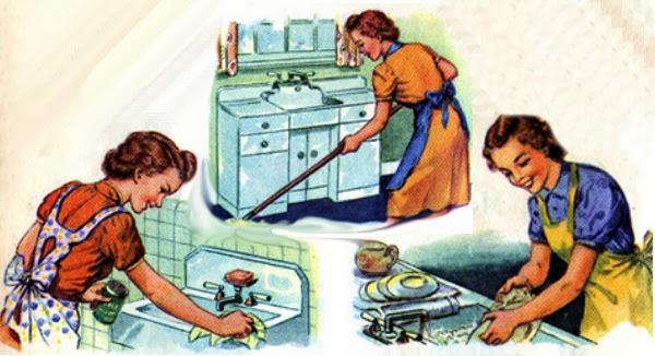 Lap Microfiber Dan Atau Pel Mop Adalah Alat Yang Sangat Penting Harus Berada Di Dapur Kita