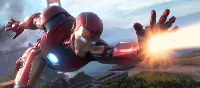 Screenshot from Marvel's Avengers