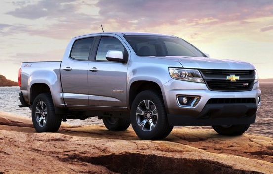 2017 Chevrolet Colorado V-6 8-Speed Automatic 4x4 Crew Cab Review