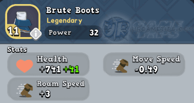 World of Legends Brute Boots