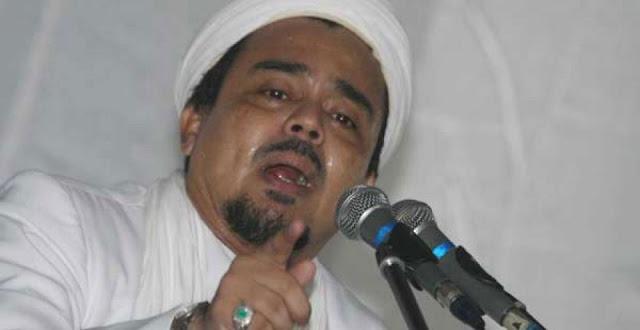 biografi habib rizieq shihab