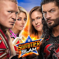 New Title Match Announced For WWE SummerSlam, Hell In A Cell Poster Revealed