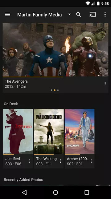 Plex for Android Unlocked Apk